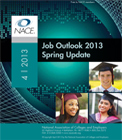 Job Outlook 2013 Spring Update